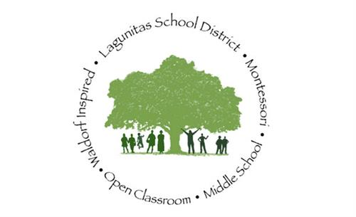Lagunitas School District Logo