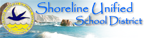 Shoreline unified School District Logo