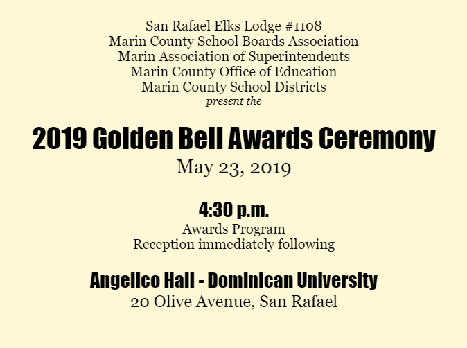 Golden Bell Awards Ceremony on May 23 of 2019
