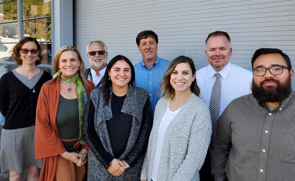 Image of the Marin COE College and Career Readiness Team